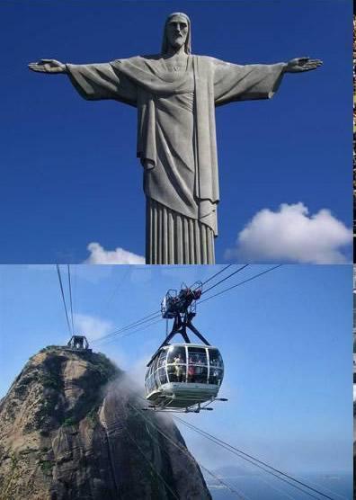 City Tour completo no Rio de Janeiro